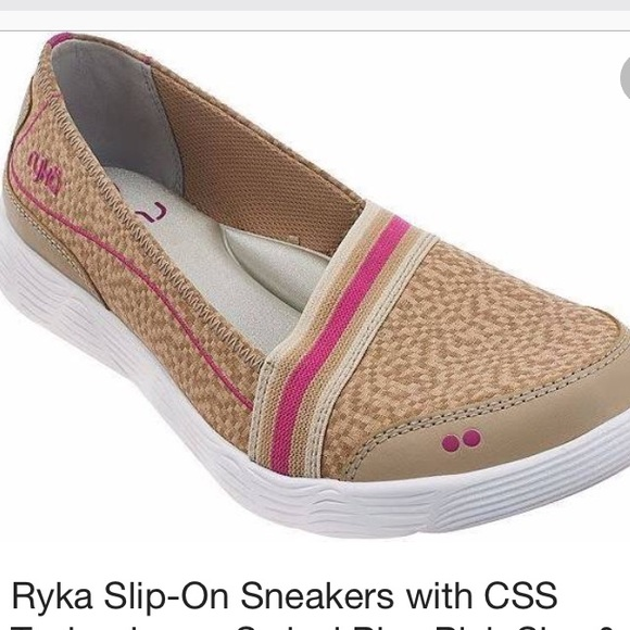 Ryka Shoes | Ryka Slip On Sneakers With